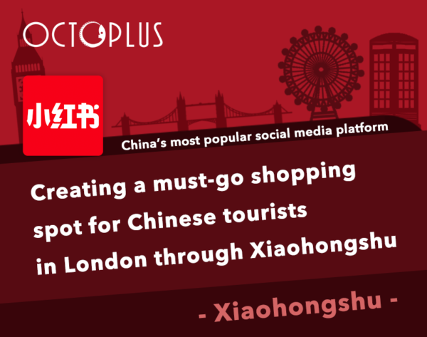 Case Studies - Driving Chinese tourists to purchase at a second-hand watch store in the UK